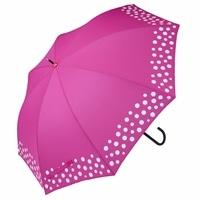 【数量限定】濡れると色が変わる傘 ドット 58cm