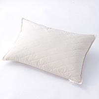 枕 キルト羽根まくら ふつう 43×63
