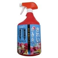 きれいな花を守る殺虫殺菌スプレー 1000ml