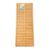 木製 ルーバーラティスフェンス 60×150cm