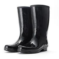 CK11 なみ底軽半長靴 25.0cm