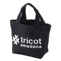 ticot amadana トートバッグBK  2920