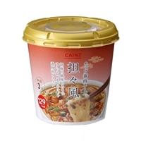 【ケース販売】CAINZ カップ春雨スープ 担々風 6食入