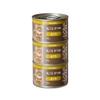 Pet'sOne キャットミール 丸ごとかつお まぐろ入り 160g 3缶パック