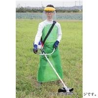 メッシュ草刈用エプロン