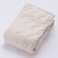ベッドパッド ウール100% セミダブル 120×200