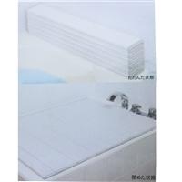 折りたたみ風呂フタ WH L−12 75×120�p