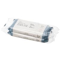 CAINZ ケアフィール 水99.9% 流せるおしりふき 70枚×2個パック