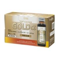 【第2類医薬品】CAINZ トップカイザー ゴールドα 50mL×10本 剤形【液剤】