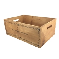木製BOX(深型)
