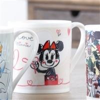 デザインが変わる魔法のマグカップ ミッキー&ミニー