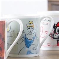 【数量限定】魔法のマグカップ シンデレラ