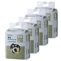 【ケース販売:4個入り】Pet'sOne 薄型ペットシーツ スーパーワイド 36枚 (1枚あたり 約27.7円)[4549509152248×4]