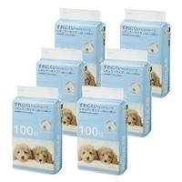 【ケース販売:4個入り】Pet'sOne ずれにくいテープ付ペットシーツ レギュラー 100枚 (1枚あたり 約9.9円)[4549509152286×4]