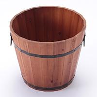 木製プランター深型  360