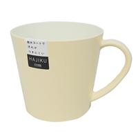 【数量限定】マグカップ HAJIKU ベージュ