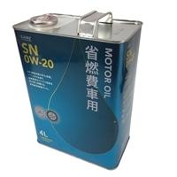 【SU】省燃費車用エンジンオイル SN 0W-20 4L【別送品】