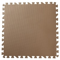 Nインテリアパズルマット58×58 4枚組 MO