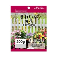 きれいなお花を育てる肥料 200g
