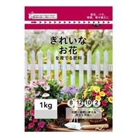 きれいなお花を育てる肥料 1kg