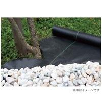 【数量限定】防草シート 1x20m ブラック