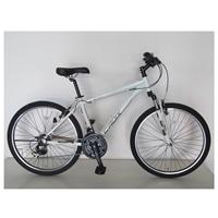 【自転車】アルミマウンテンバイク CROIX(クロア) 26インチ ホワイト【別送品】
