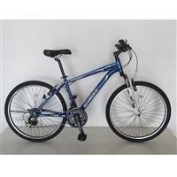 【自転車】アルミマウンテンバイク CROIX(クロア) 26インチ ブルー【別送品】
