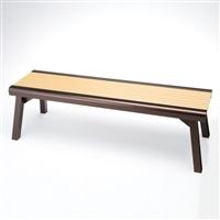 アルミ 庭園ベンチ 『竹風』150cm
