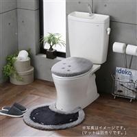 トイレフタカバー 洗浄型 ネコ