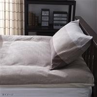 インド綿100% 敷ふとんカバー D 145x215