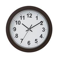 掛時計 A−19 ブラウン