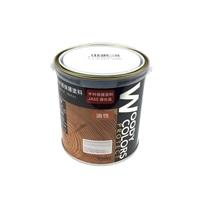 屋外木部保護塗料 ウッディーカラーズ プロテクト 0.7L パーフェクトホワイト