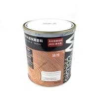 屋外木部保護塗料 ウッディーカラーズ プロテクト 1.6L パーフェクトホワイト