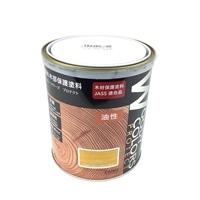 屋外木部保護塗料 ウッディーカラーズ プロテクト 1.6L イエローパイン