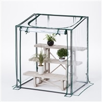 フラワースタンド用温室