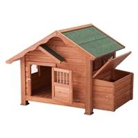 木製犬舎DX コテージ調