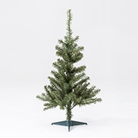 【数量限定・2017秋冬】クリスマスツリー90cm GN
