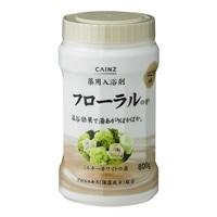 カインズ 薬用ボトル入浴剤 800g フローラル(濁り)