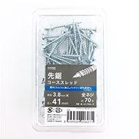 kumimoku 先鋸コーススレッド PETパック 3.8X41 全