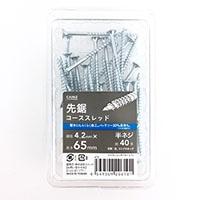 kumimoku 先鋸コーススレッド PETパック 4.2X65 半