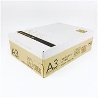 【ケース販売】文字がにじみにくいコピー用紙A3 3束入(1500枚)【別送品】