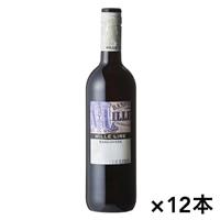 【ケース販売】<イタリア>ミッレ・リーレ サンジョヴェーゼ 750ml×12本
