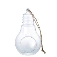 【trv・数量限定】ハンギングガラス バルブ型L