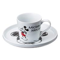 カップ&ディッシュ ミッキーマウス