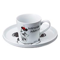 カップ&ディッシュ ミニーマウス
