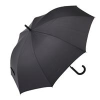 折れにくいJP傘65cm ブラック