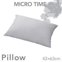 こだわり枕 MICRO TIME ピロー 43×63