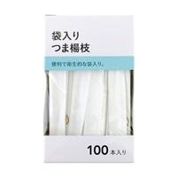 袋入りつま楊枝 100本入り HTY-6501