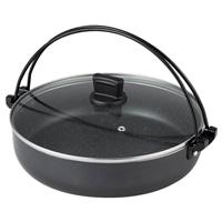 【数量限定】IH対応 すき焼き鍋 26cm