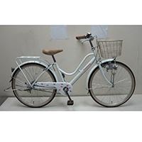 【自転車】【全国配送】子供車 フェミニクル 22インチ ホワイト【別送品】